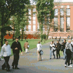 Students at Birmingham Uni